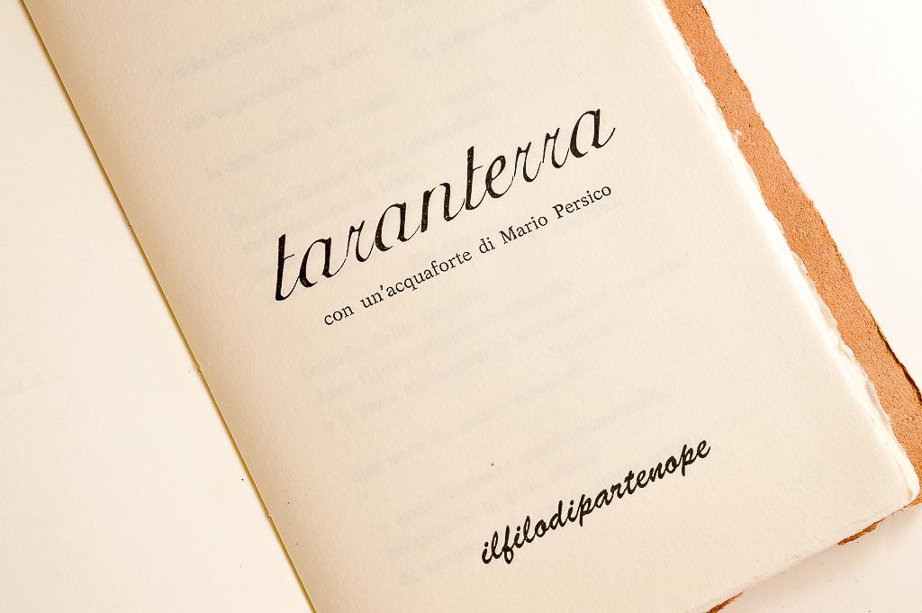 Taranterra - Mimmo Grasso, Mario Persico